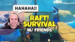 Raft SURVIVE OR BE EATEN! @Keisyo @Holmes
