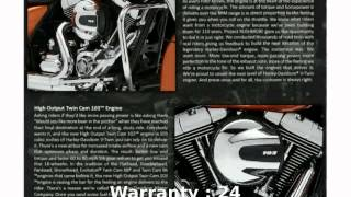 2. 2014 Harley-Davidson Street Glide Base Specs and Review