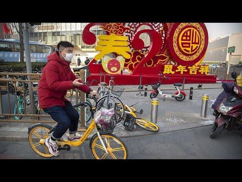 Μουντοί εορτασμοί του Κινεζικού Νέου Έτους λόγω κοροναϊού…