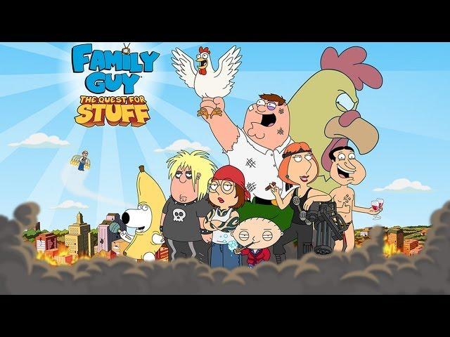Видео к игре Family Guy В Поисках Всякого