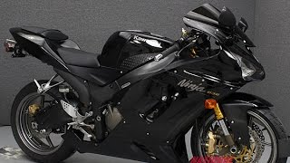 10. 2006 KAWASAKI ZX6R NINJA 636  - National Powersports Distributors