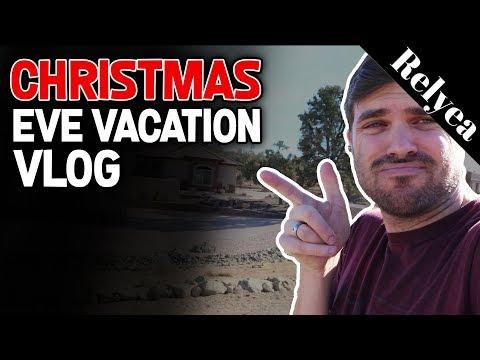 Christmas Eve Family Vacation in AZ Vlog #2