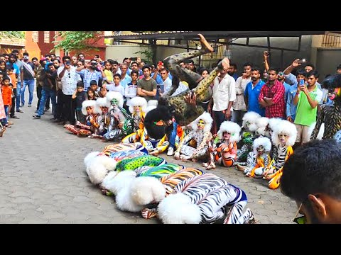 Tiger Dance | Pili Nalike | Ballalbagh Friends, Mangalore