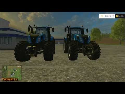 New Holland T8.320 (Edited by BulletBill83)