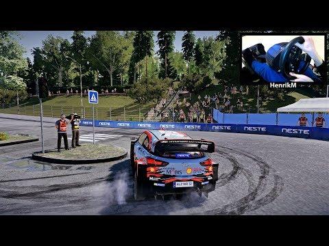 Hyundai i20 WRC | WRC 8