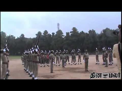 Dinamalar - Police Respect People Dead During Service - Dinamalar Oct 21st 2014 Tamil Video News.