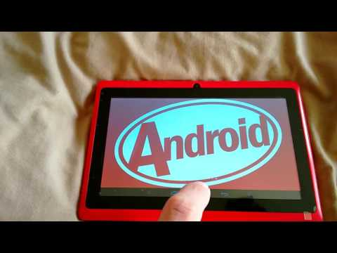 iROLA DX758 Pro Android Tablet 7