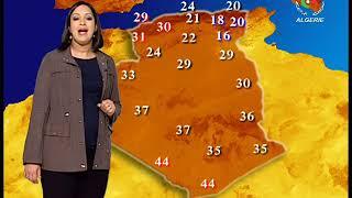 Retrouvez la météo du lundi 27 mai 2019 sur Canal Algérie