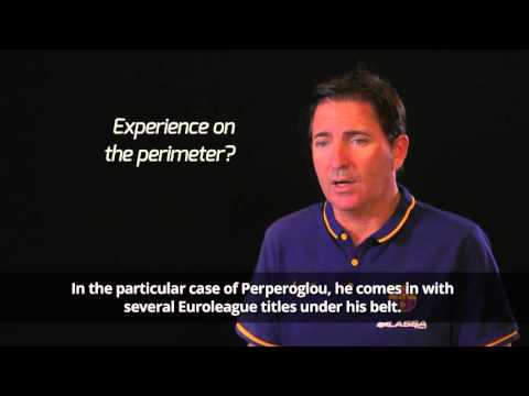 Pre-season Interview: Coach Xavi Pascual, FC Barcelona Lassa