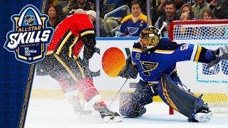 Binnington wins 2020 Bud Light NHL Save Streak in St. Louis by NHL
