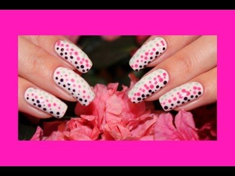 Как правильно делать слайдер дизайн на ногтях