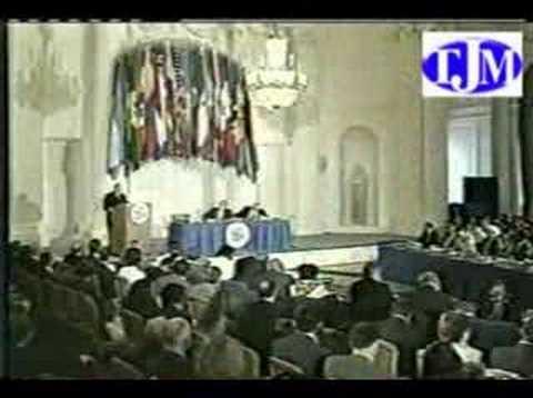 Hugo Chavez insulta al Secretario de la OEA y pide su renuncia