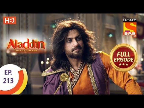 Aladdin - Ep 213 - Full Episode - 10th June, 2019