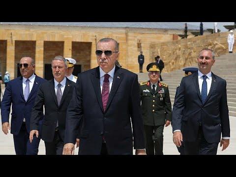 Ασύμμετρες απειλές στην ανατολική Μεσόγειο βλέπει ο Ερντογάν…
