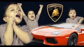 Video BABY GOT LAMBORGHINI!!! MP3, 3GP, MP4, WEBM, AVI, FLV Oktober 2017