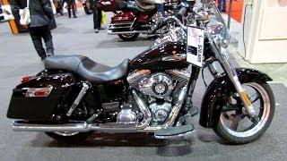 7. 2014 Harley-Davidson Dyna Switchback Walkaround - 2014 Toronto Motorcyle Show