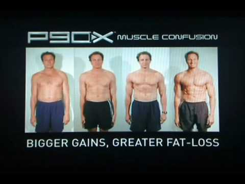 P90X Commercial: Part 1 of 3