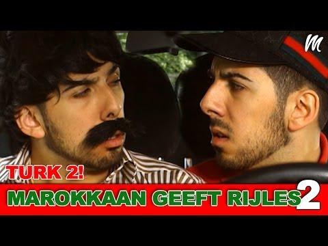 | MAROKKAAN GEEFT RIJLES! (Seizoen 2 aflevering 3) TURK 2