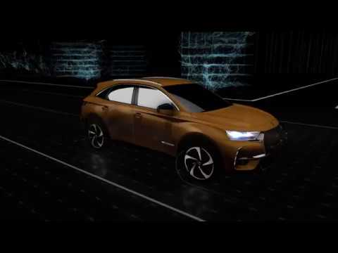 DS 7 Crossback - Driver Attention Monitoring