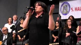 Didim'de yapılan Türk Halk Müziği Programının 2'ici kısmı Bahri Aşık