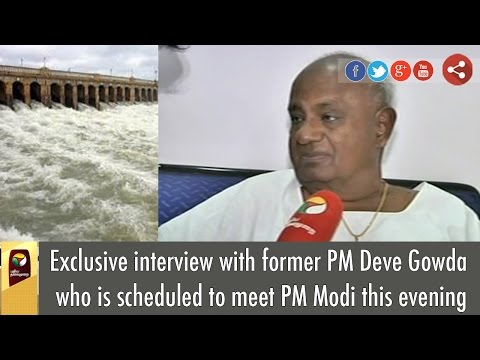 Exclusive-interview-with-former-PM-Deve-Gowda-who-is-scheduled-to-meet-PM-Modi-this-evening