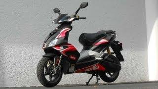 7. 2009 Aprilia SR50 R Factory Ride Video Gulf Coast Motorcycles