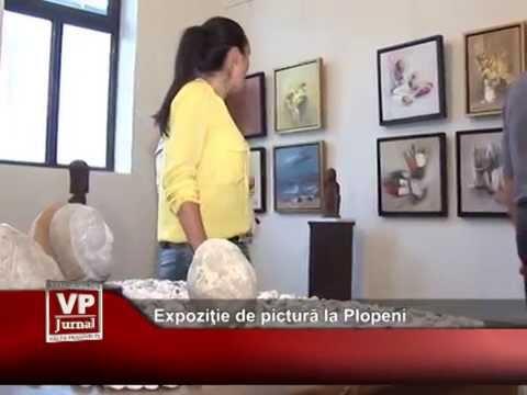 Expozitie de pictura la Plopeni