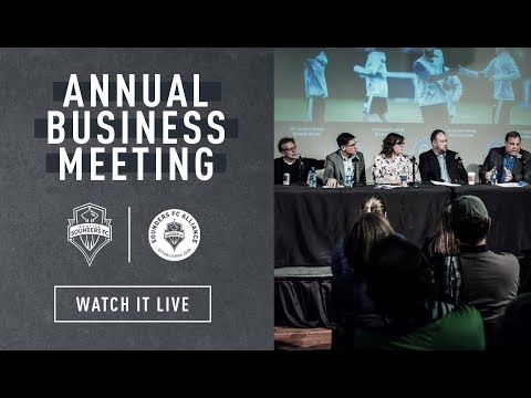 Video: 2018 Annual Business Meeting