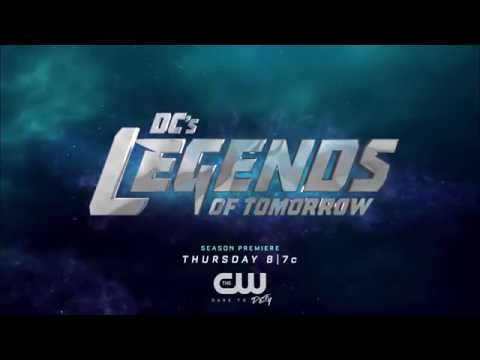 DC's Legends of Tomorrow Season 2 (Promo)