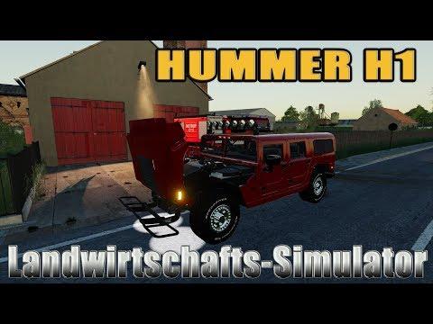 Hummer H1 Alpha v1.0.0.0