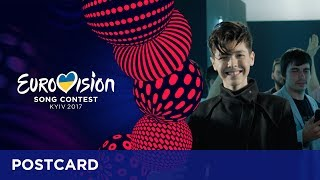 Kristian Kostov represented Bulgaria at the 2017 Eurovision Song Contest in Kyiv with the song Beautiful Mess.
