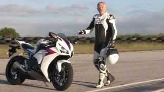 3. Episode 3: 2012 Honda CBR1000RR Fireblade Test
