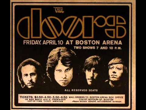 The Doors - RoadHouse Blues - Live In Boston 1970