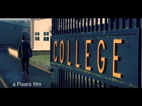 Chris Harkin from Larne in County Antrim believes in the benefits of integrated education in Northern Ireland. With Fixers and his team, he's helped create this film to share what he feels are the advantages of bringing children of different faiths together in the classroom.