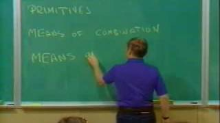 Lecture 8A | MIT 6.001 Structure And Interpretation, 1986