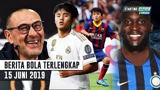 Download Video RESMI Madrid Dapatkan Messi Jepang 🔥 Juve Resmi Gaet Sarri 😱 Lukaku Setuju Ke Inter Milan MP3 3GP MP4
