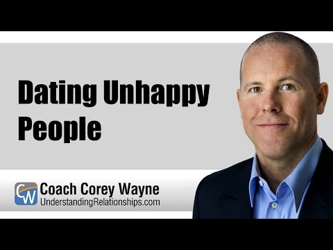 Dating Unhappy People