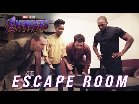 Marvel Studios' Avengers: Endgame | Escape Room
