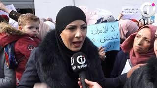 إضراب أساتذة التعليم الابتدائي يتواصل.. بيت بلعابد يحترق