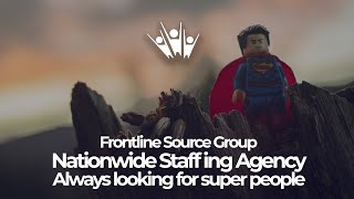 Dallas Temporary Agency - Frontline Source Group