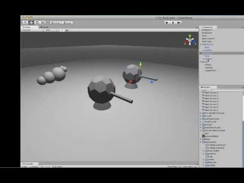 preview-#10 How to make a 3d game [Unity3d tutorial] (TornadoTwins)