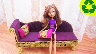 Video Barbie için Türk Koltuk Yapımı -  Nasıl Yapılır?  Kendin Yap MP3, 3GP, MP4, WEBM, AVI, FLV November 2017