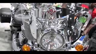 10. 2014 Kawasaki Vulcan 900 Classic LT - semserava