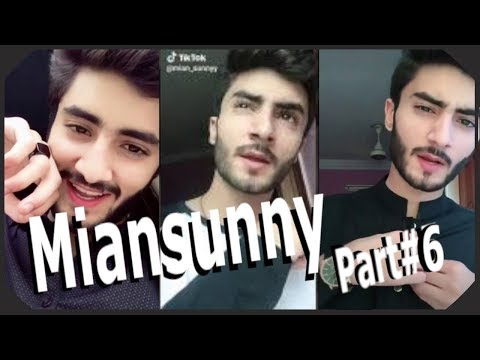 Best Musically Of Mian Sunny || #Tiktok Musically || Part#6 !