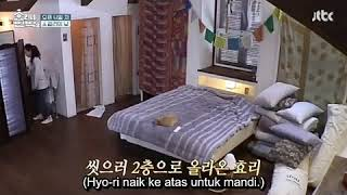 Video When YoonA SNSD crying on Hyori's bed and breakfast 😭😭 MP3, 3GP, MP4, WEBM, AVI, FLV Mei 2018
