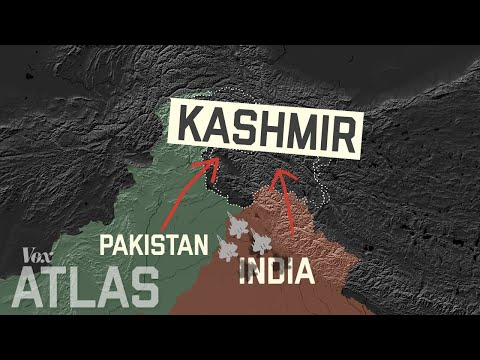 Why Kashmir remains one of the most militarized regions in the world.