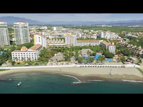 Melia Puerto Vallarta All Inclusive 4k 2018