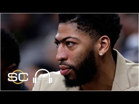 Video: Will Anthony Davis sit out rest of season for the Pelicans? | SC with SVP