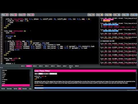 code daft-punk programming
