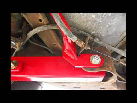 BMR Suspension RB003 Control Arm Reinforcement Braces for GM G Body